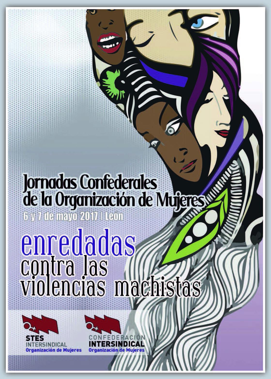 JORNADAS CONFEDERALES ORGANIZACIÓN DE MUJERES