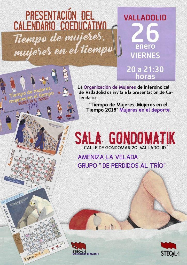 Cartel_Presentacion_2018_Valladolid