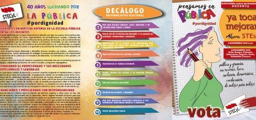 Decálogo Stecyl