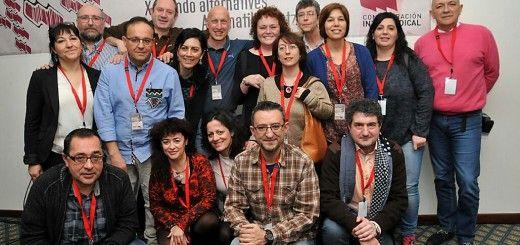 Delegación_CyL_Congreso_Confederal