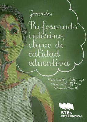 Jornadas Profesorado Interino 2016