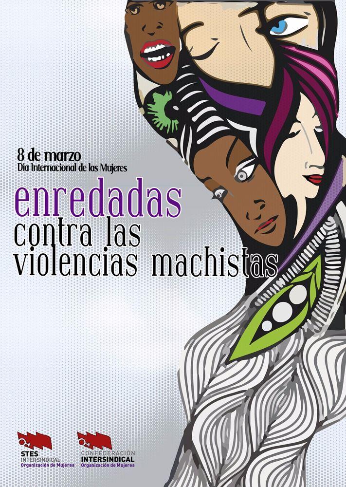 8 de marzo. Día Internacional de las Mujeres