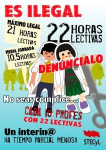 cartel-22-H-ilegal