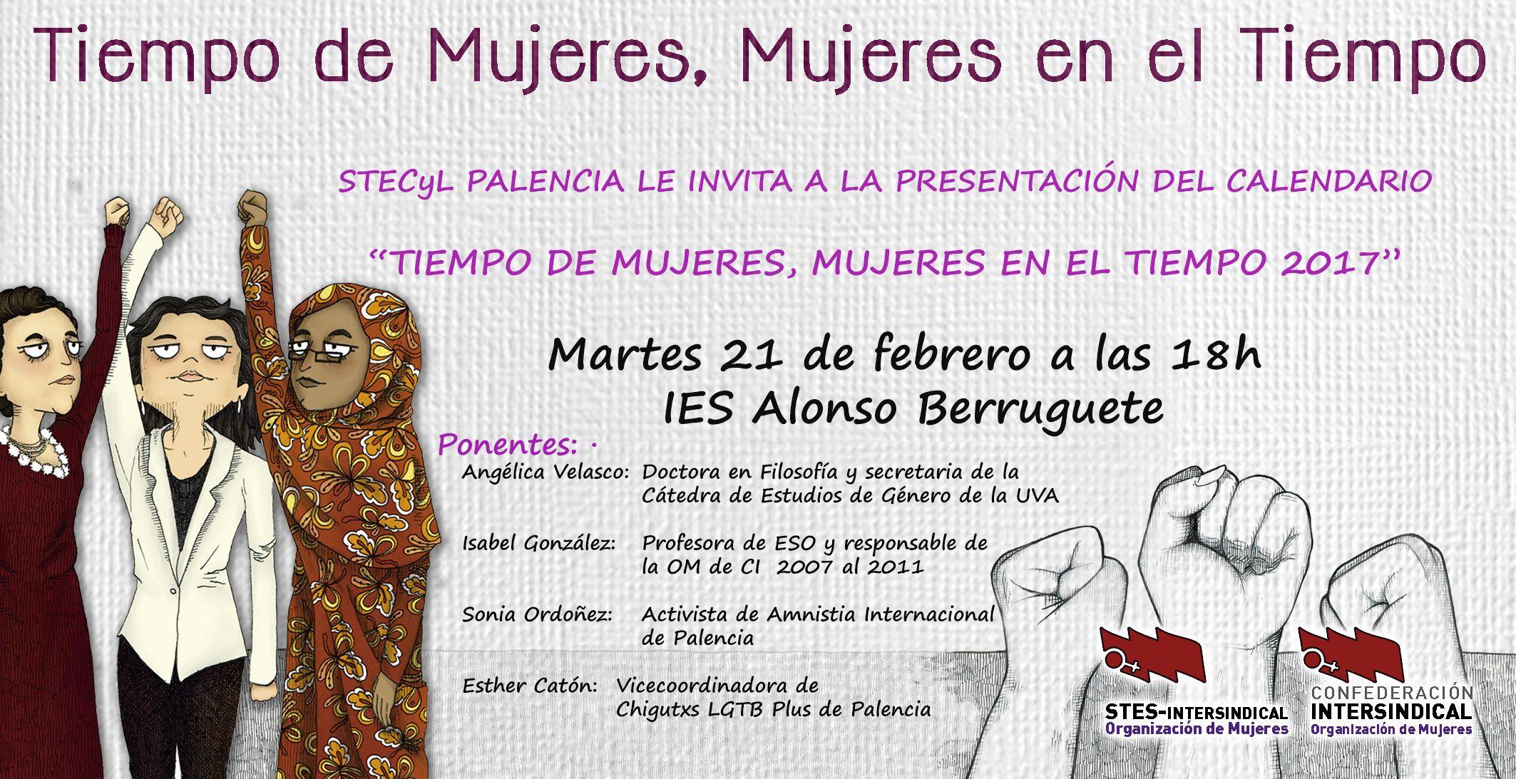 Palencia 21 de febrero