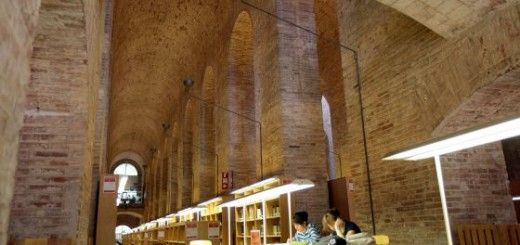 Biblioteca  Universidad Pompeu Fabra