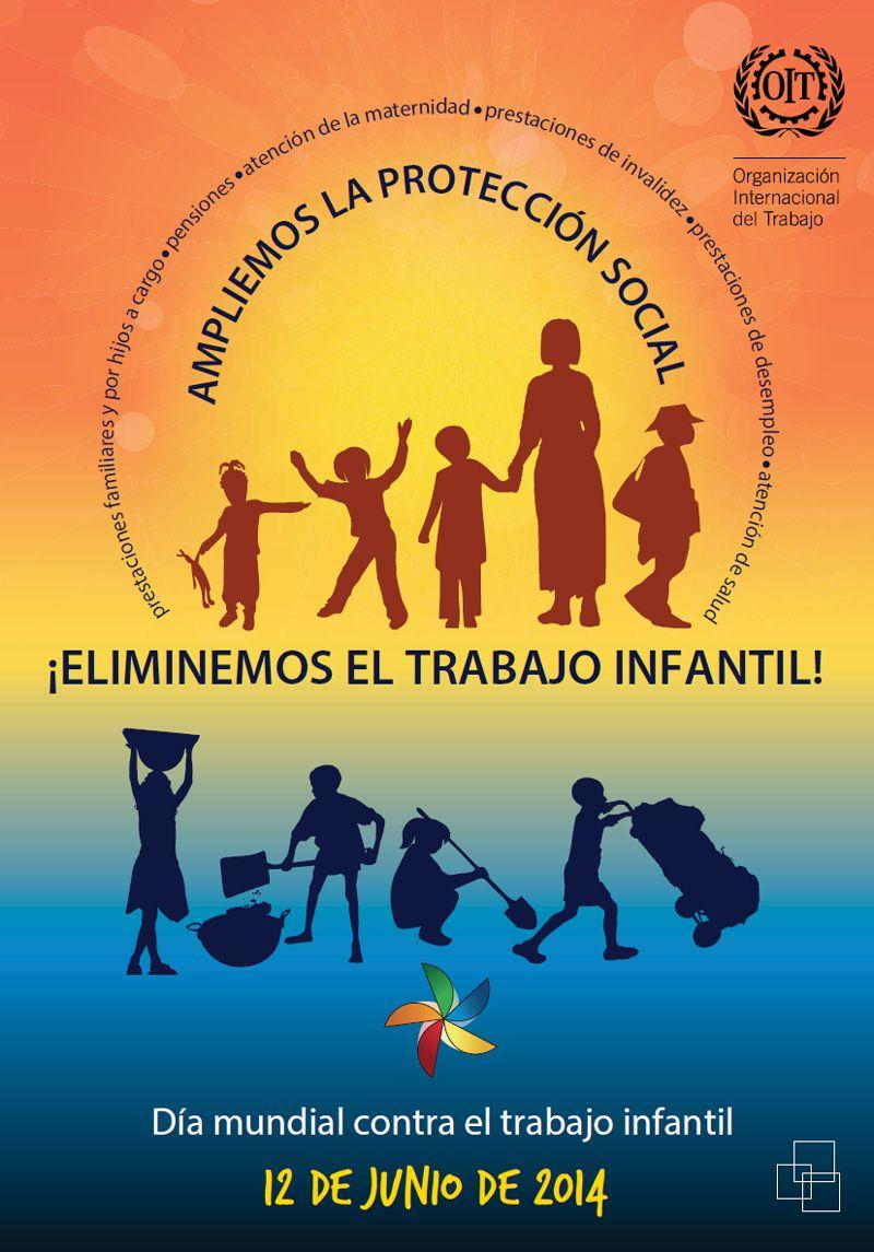 DIA MUNDIAL CONTRA EL TRABAJO INFANTIL, 12 de junio de 2014