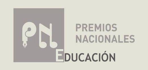 Premiois Nacionales Educación