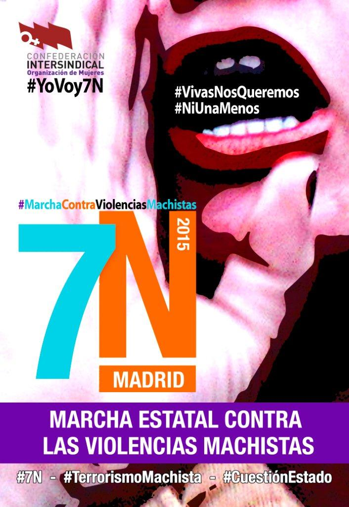 2015_Cartel_Marcha7N_CI_OMujeres