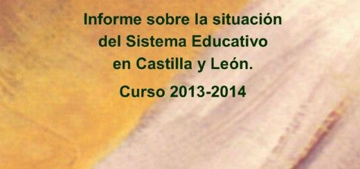 Informe Sistema Educativo CyL 13-14