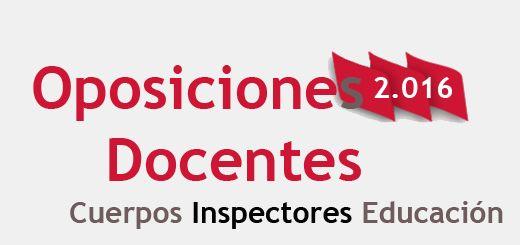 Oposiciones-2016-Inspeccion