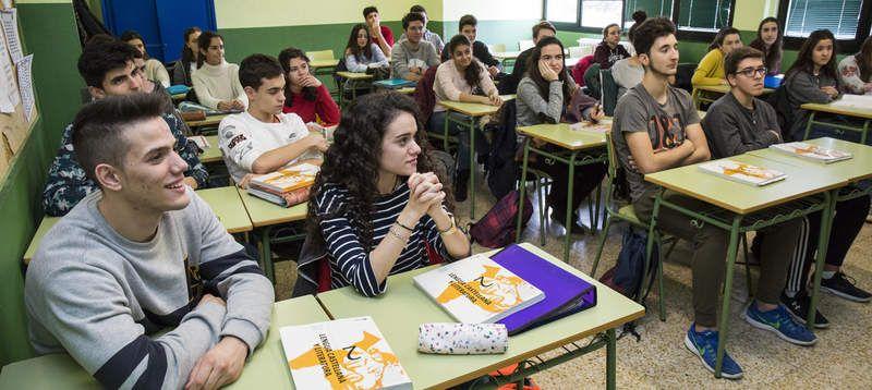 Alumnado-IES-Juan-Enzina