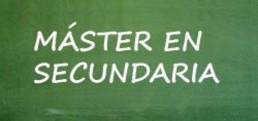 master-en-secundaria