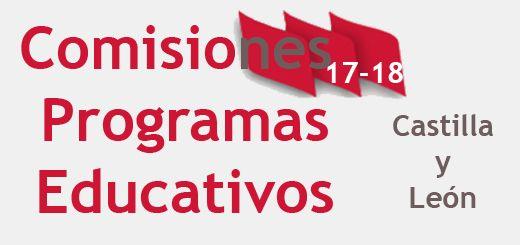 Comisiones de Servicios Programas Educativos