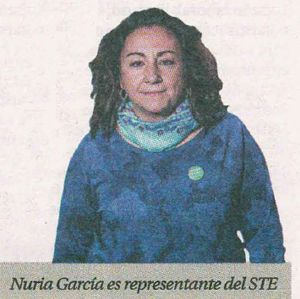Nuria Garcia de STE Soria