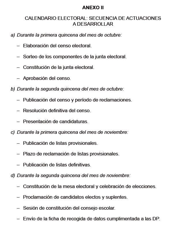 Calendario-Electoral-Consejos-Escolares-Centros-17-18