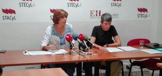 Rueda de Prensa. Valoración STECyL Inicio Curso 2017/2018