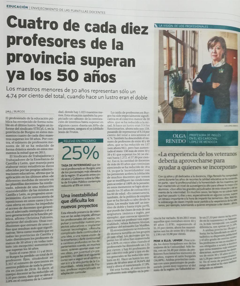 Docentes Burgos