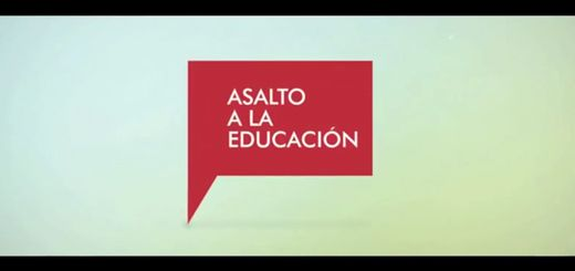 Asalto-Educacion