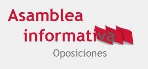Asamblea-oposiciones