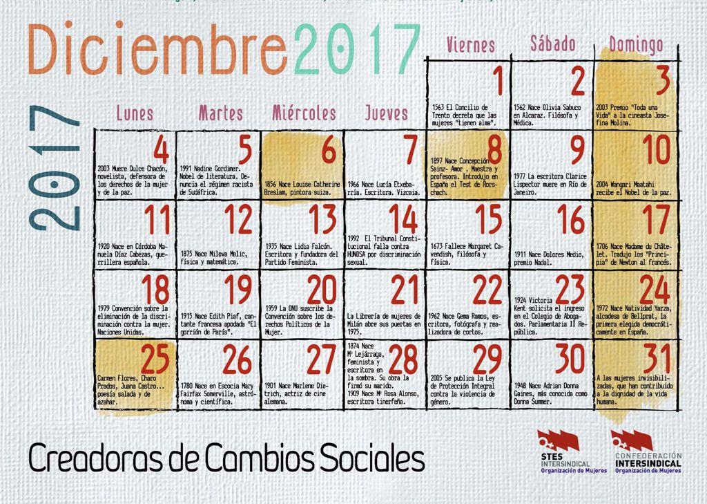 CalendarioMujeres_2017