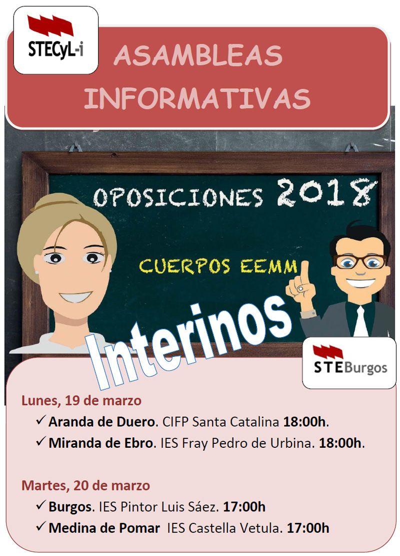 Cartel-Asamblea-Oposiciones-STE-Burgos