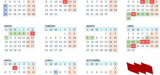 Calendario Escolar Galicia 2020 Y 2019.Calendario Escolar Archivos Stecyl I