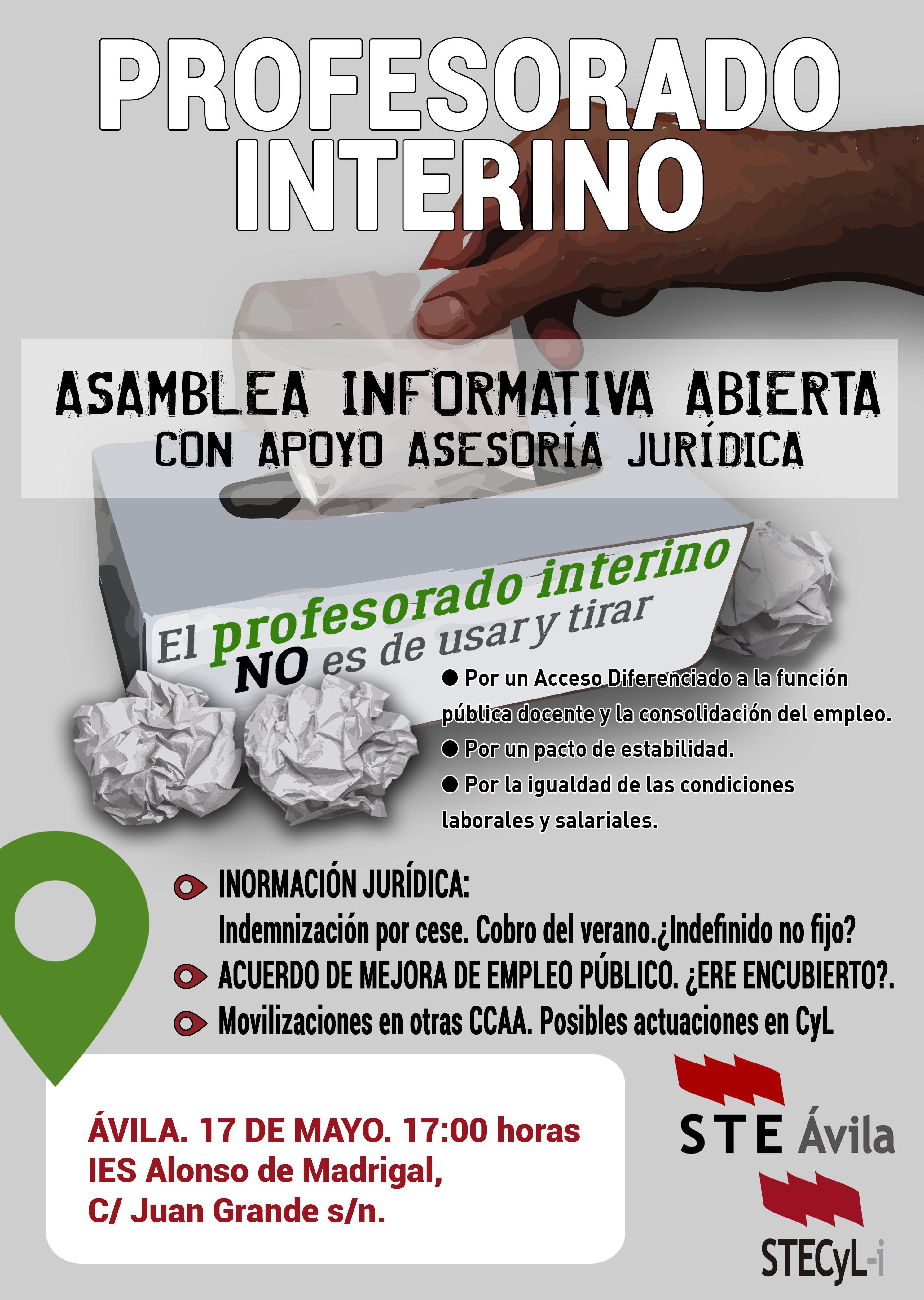 Cartel_ProfInterino_ASM INF_AVILA