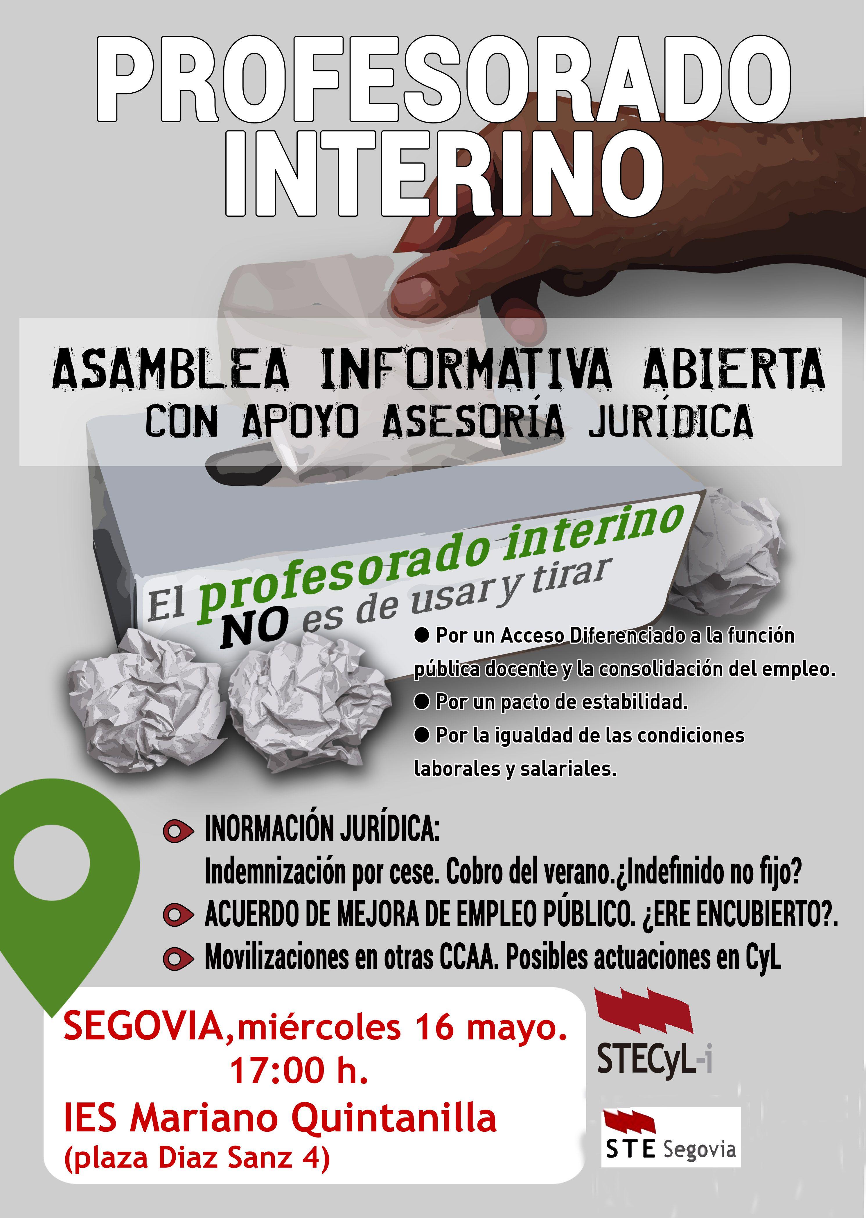 Cartel_ProfInterino_ASMABLEA-INFORMATIVA-SG