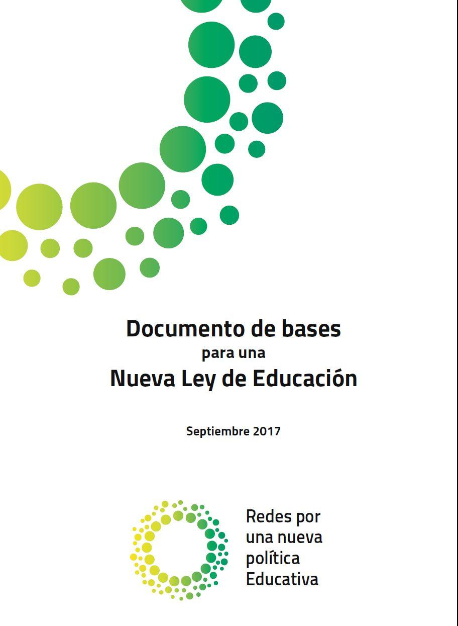 Documento-Bases-Nueva-Ley-Educacion