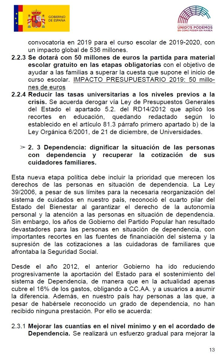 Acuerdo-Unidos-Podemos-PSOE-PGE-2019-pg13