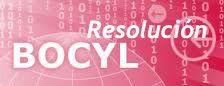 BOCyL_Resolucion