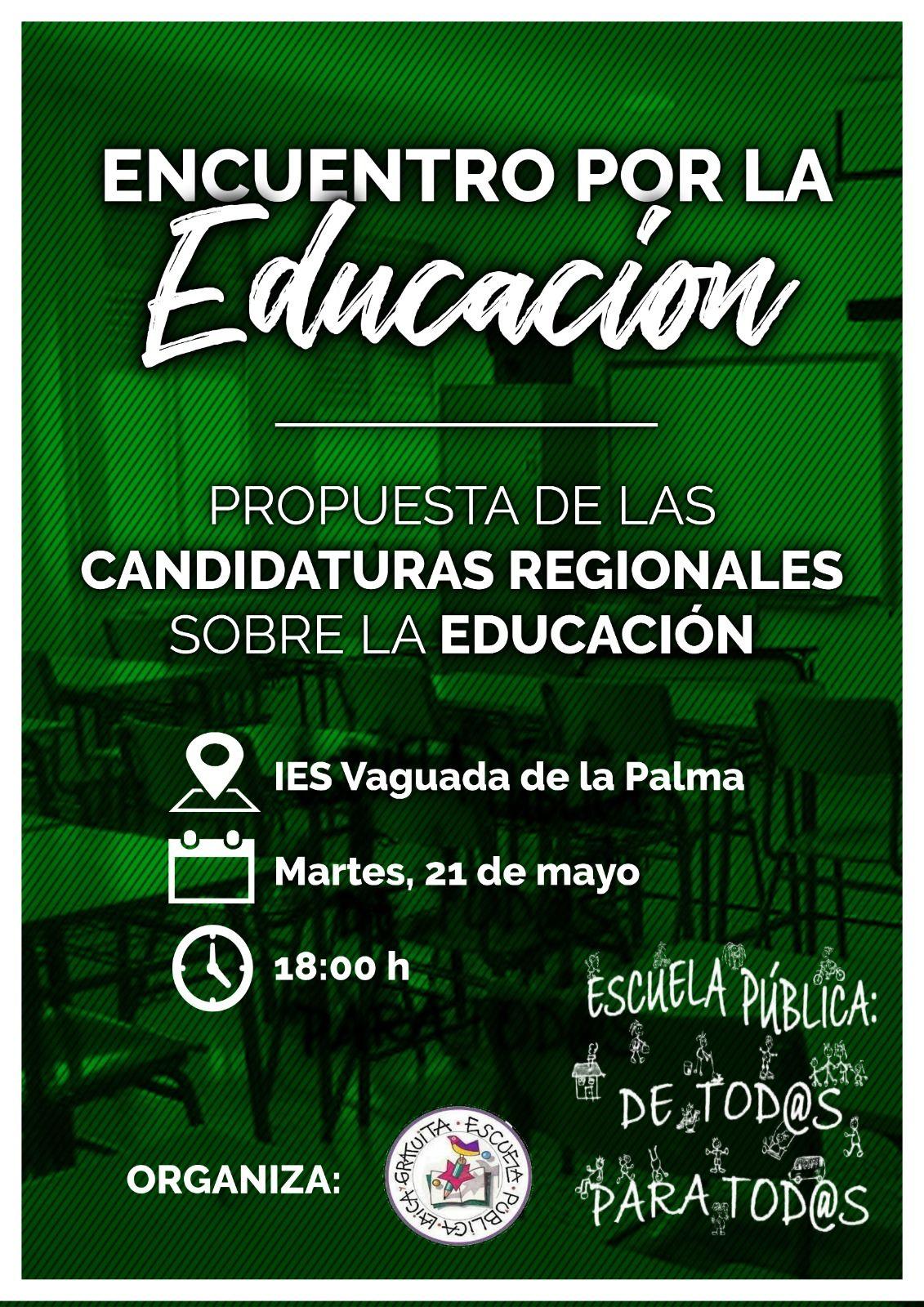 Encuentro por la Educación en Salamanca