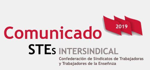Comunicado-STEs