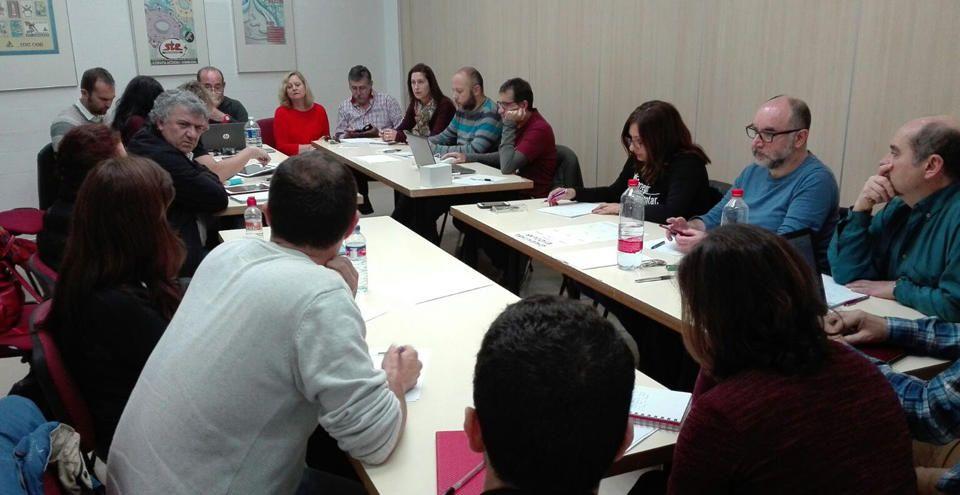 La PECEPI insiste en la necesidad de establecer procesos de consolidación del profesorado interino