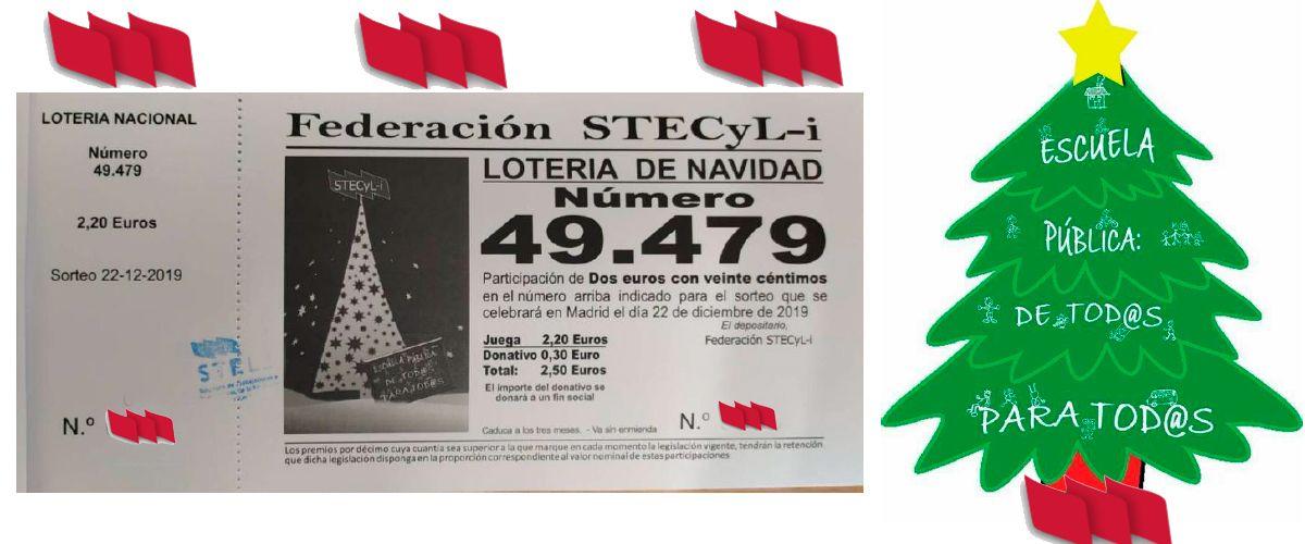 Lotería STECyL-i ¿No la tienes?