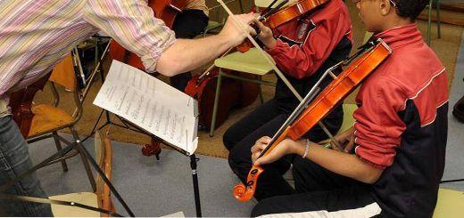 Música violín