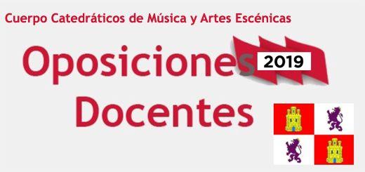 oposiciones-2019-CyL-Conservatorios