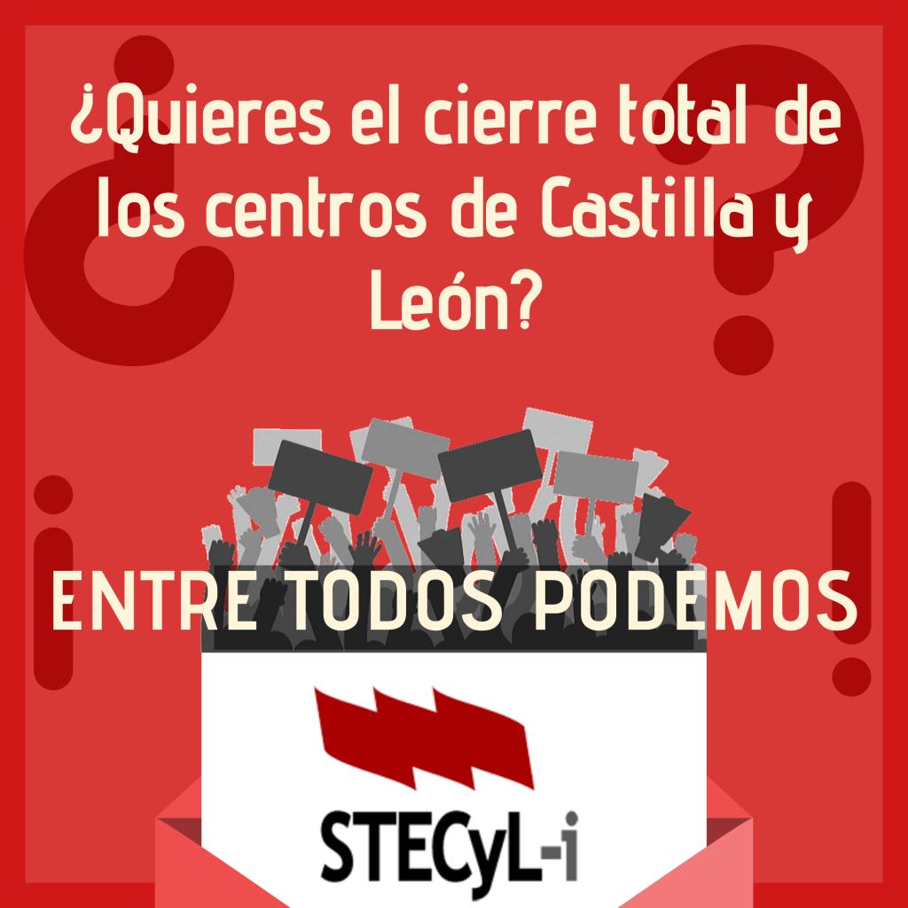 ¿Quieres el cierre total de los centros de Castilla y Leon_ (1)