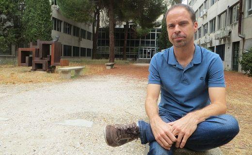 Jesús RogeroGarcía. Profesor de Sociología en la Universidad Autónoma de Madrid