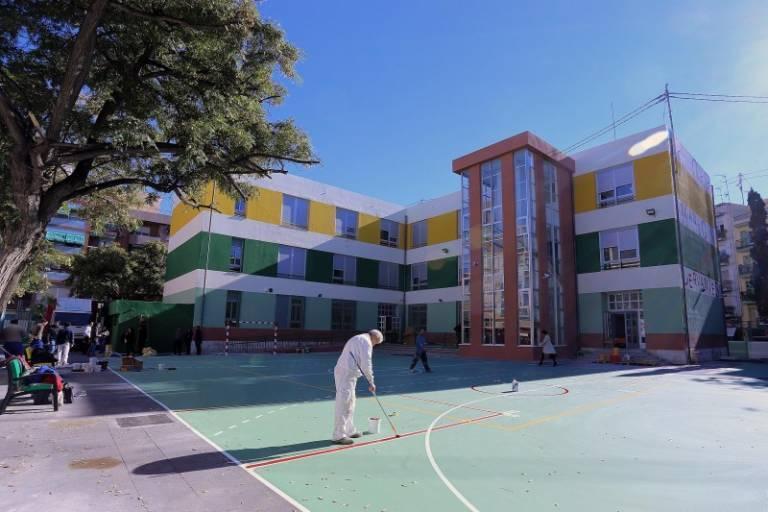 Colegio-Pintura