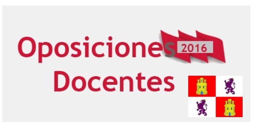 Oposiciones Docentes CyL