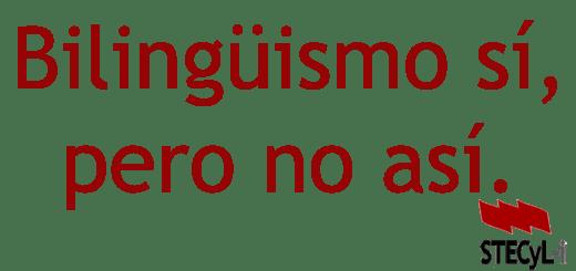Bilingüismo