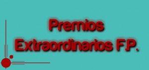 Premios Extraordinarios FP