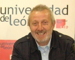 Arsenio Terron Alfonso. Profesor Universidada de León