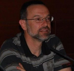 Enrique Javier Díez Gutiérrez. Profesor de la Facultad de Educación de la Universidad de León