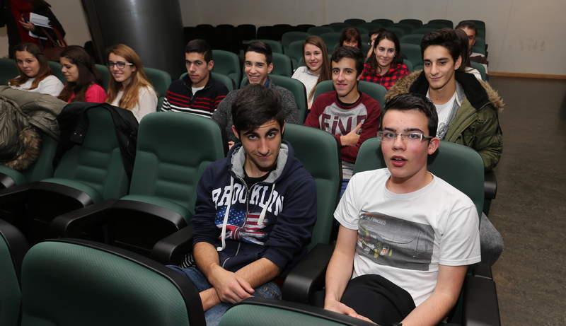 bachillerato excelencia Gil y Carrasco universidad /
