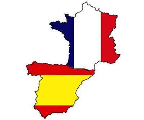 francia-españa