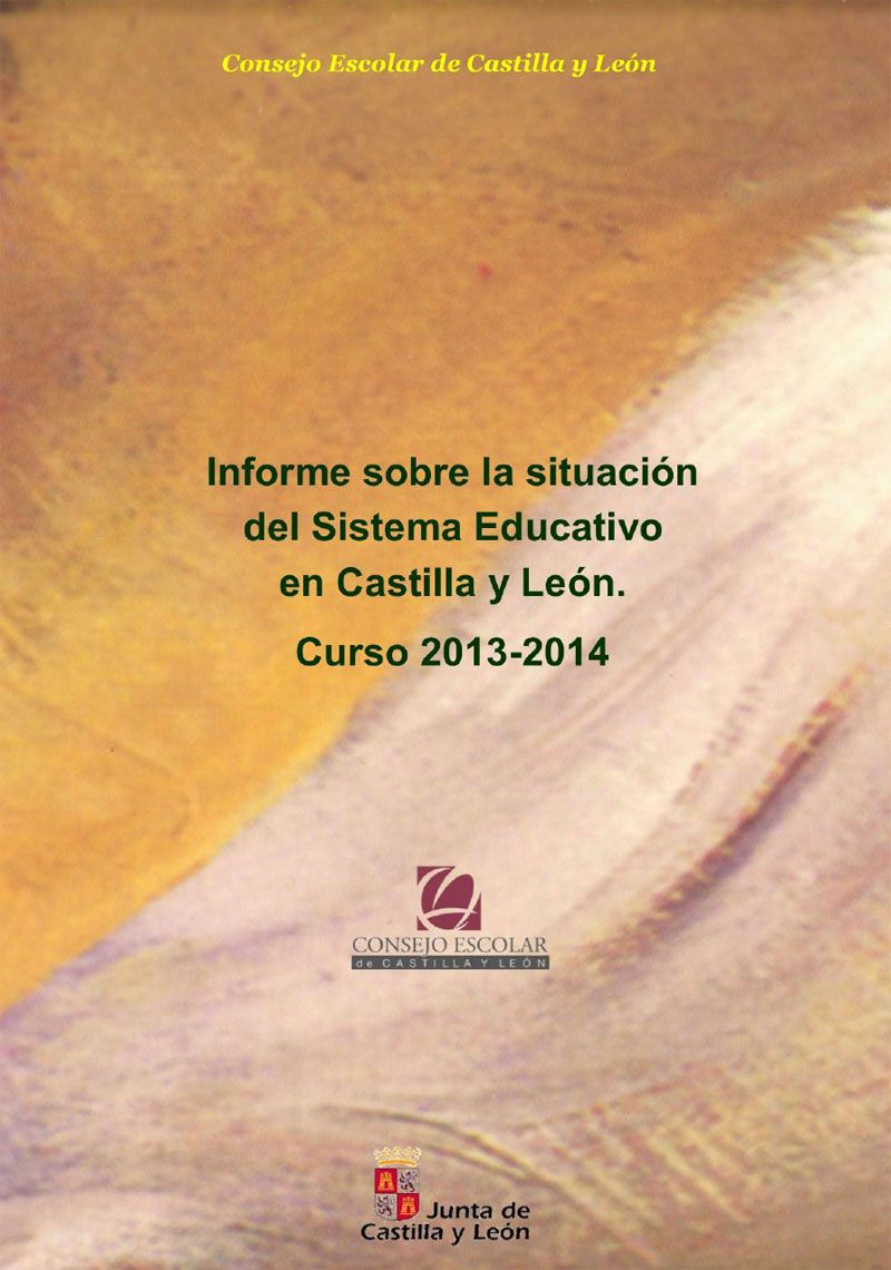 Informe Sistema Educativo CyL 13-14