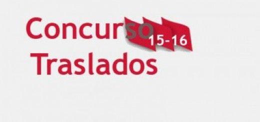 Concurso Trasldos 15-16