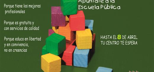 Matriculate Escuela Pública